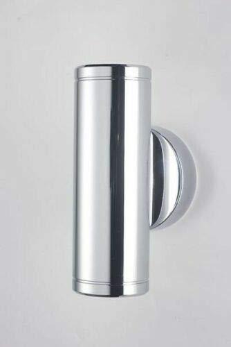 Givimusic Design Lucente Float IP44 GU10 50 Watt T259-2334 1 Licht - Nickel 1 Licht-wandleuchte