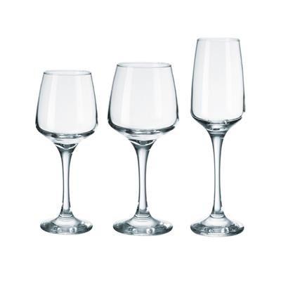 Service de verre à pied 18 pièces Florence 1618378 - Réception