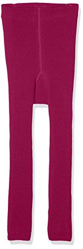 maximo Mädchen Legging Vollfrotteeleggings, Violett (Brombeere 26), 134 (Herstellergröße: 134/146)