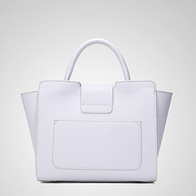 Ladies'Leisure und neue Blume One-Schulter Bag Handtasche Ruby