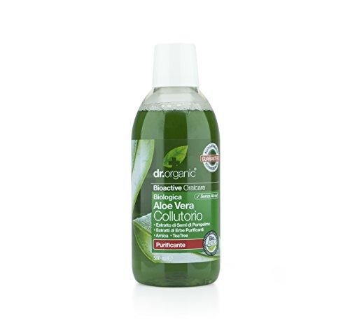 Dr.Organic Aloe Vera Collutorio 500 ml