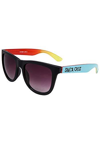 Santa Cruz Fade Hand black/blue Sonnenbrille
