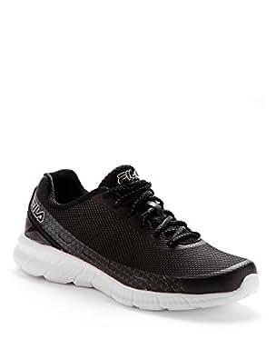 709987ff2bb1 Fila Women s Memory Decimal Running Shoes Black  Amazon.co.uk  Shoes ...