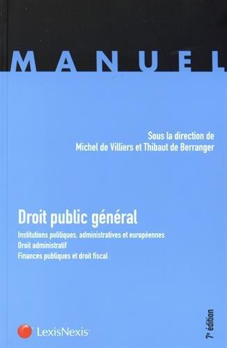 Droit public général par Collectif