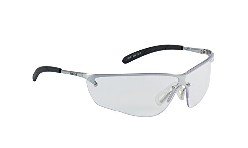 Bolle Safety SILPSI Silium - Gafas de seguridad, color transparente