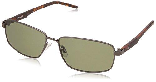 Polaroid Herren PLD 2041/S RC VXT Sonnenbrille, Grau (Dkrut Dkhavn/Green Pz), 59
