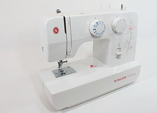SINGER Promise 1412 - Máquina de coser (Eléctrico, Color
