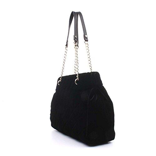 Cafè Noir BA001A17 Shopper Taschen und Accessoires Black