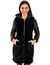 best website 80d53 926dd Amazon.it: MADE IN ITALY - Giacche e cappotti / Donna ...
