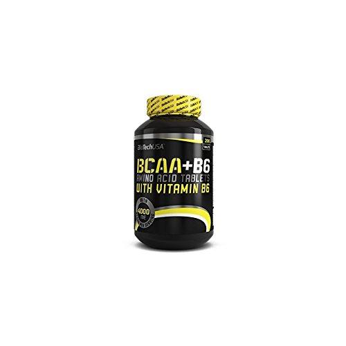 BCAA + B6(340tabs) Biotech Usa - 31rKoE6IHAL