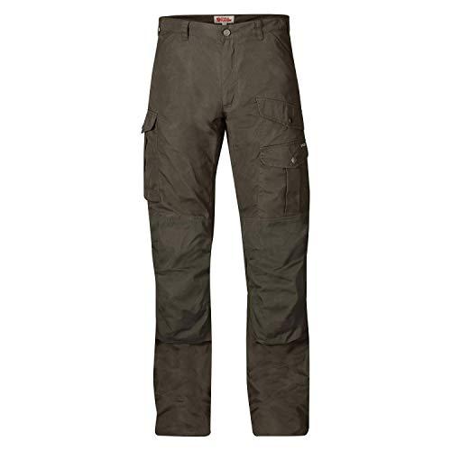 Fjällräven Herren Barents Pro Trousers, grün (Dk.Olive-Dk.Olive),50 EU