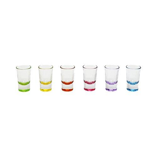 Set bicchierini KASANOVA per liquore, 6 pezzi