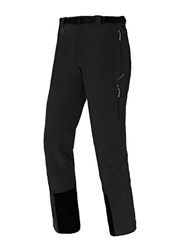 Trangoworld pc008102 – 410-xl Pantalon Long, Homme, Noir, XL