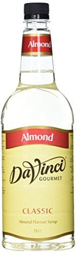DaVinci Gourmet Classic Almond Syrup Pet, 1er Pack (1 x 1 l)
