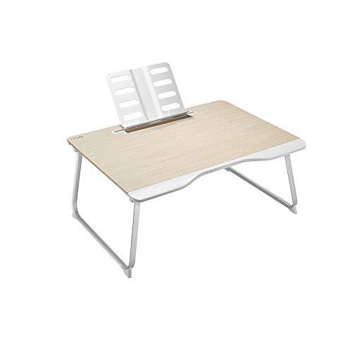 LJHA Computertisch, Kleiner Tisch, Faltbarer Tisch, Lazy Bay Window, Schreibtisch Für Kinder Tabelle (Color : B) -