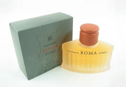 Laura Biagiotti ROMA UOMO edt spray 125 ml