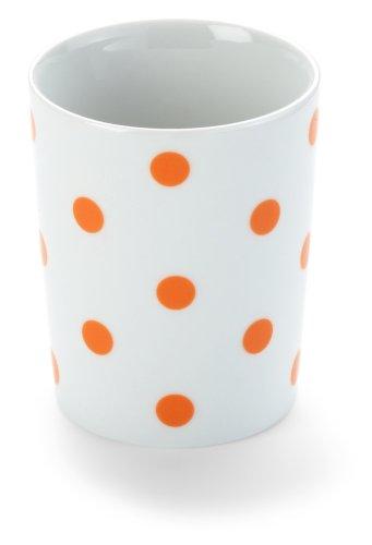 Arzberg Cucina Basic positifs 0,28 L verre Orange Points