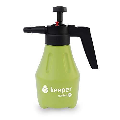Keeper Garden 1000 Verde - Pulverizador Hidráulico De Presión,  Set de 1 Pieza Keeper 7764