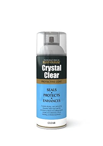 400ml Crystal Clear Matt