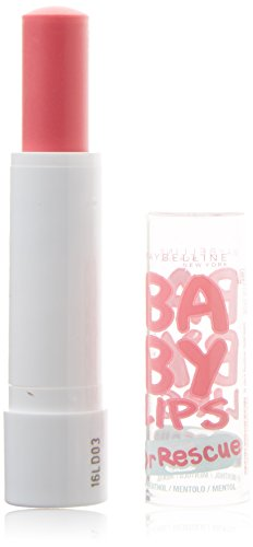 Bare Escentuals Roten Lippenstift (Maybelline Baby Lips dr Rettungs intensive Pflege Lippenbalsam - Pink Me Up)