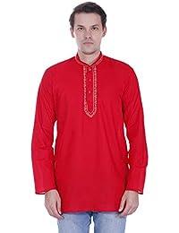 SKAVIJ Herren beiläufig Kleid Hemd Taste-Nieder-Langarm-Shirt Baumwolle Sommerkleid