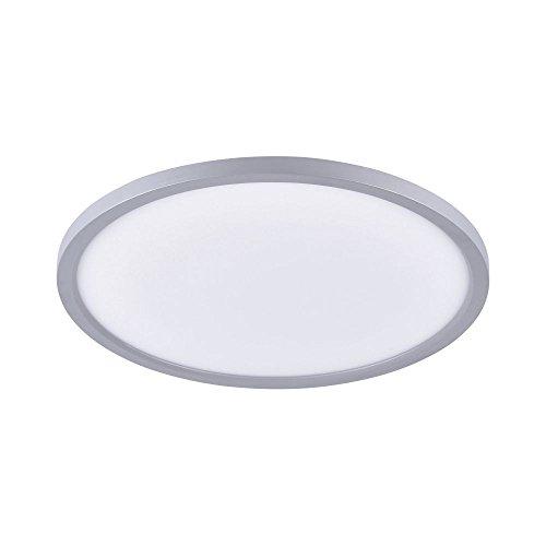 LED-Deckenleuchte rund moderne Deckenlampe Ø 45 cm 1540 Lumen 22 Watt dimmbar Stufendimmer...