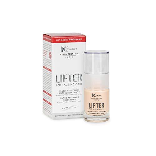 K'DERM Lifter Fluide Réducteur Anti-Cernes - 15ml - Anti-Age