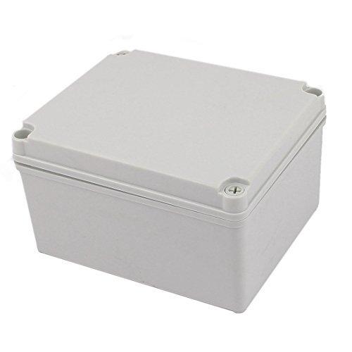 DealMux 170mmx140mmx95mm Plastic Waterproof Sealed Enclosure Case DIY Junction Box -