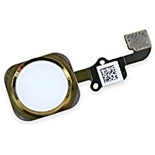 iPhone 6S Original Home Button Finger Touch ID GOLD