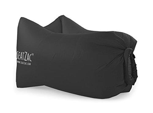 SeatZac Sitzsack - Classic Black