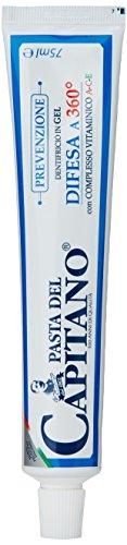 Pasta del Capitano - Dentifricio Gel, con Complesso Vitaminico A-C-E - 75 ml