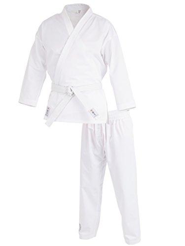 Ultrasport Kampfsportanzug Karate inkl. weißer Gürtel