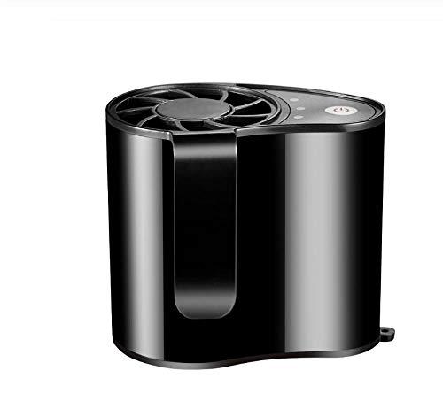 Lüfter Tragbar, Hängende Taille Lüfter 3-Gang-Usb-Lüfter Mobile Klimakühler Gürtel Kühlplattform Lüfter Im Freien Mobile Mobile Klimaanlage Tragbare Verdunstungsluft