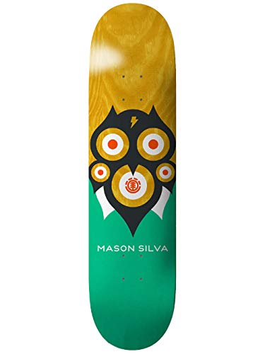 Element Skateboard Deck Wisdom Mason 8.25\'\' Skateboard Deck