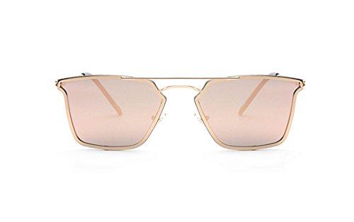 Wer Bin Ich Die Flügel Metallaussen Mode Sonnenbrillen Fahren,GoldFramePink