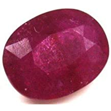 Parkash Bhagya Ratan Ruby/Manik 9.5 Ratti, 8.6 Cts Best Ruby manikya Natural Loose Gemstone