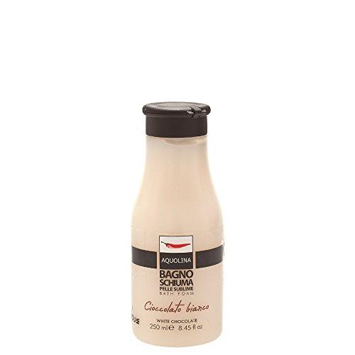 Weiße Schokolade-schaum (Bad Schaum Leder Sublime Schokolade weiß 250ml)