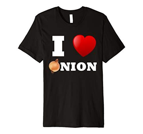 I love ZWIEBEL T-Shirt