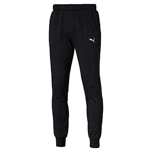 puma-essential-slim-pantalon-algodon-tamano-grande-color-negro