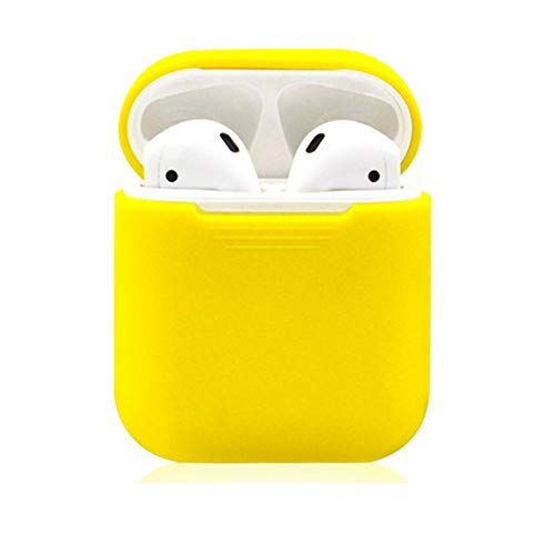 IKNOWTECH - Funda para AirPods de Apple Silicona