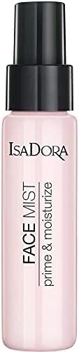 IsaDora Återfuktande Primer Spray – Vegan Makeup Face Mist för Alla Hudtyper – Smink Primer för Ansikte - Ansi