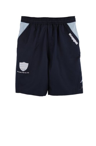 Short Bermuda RACING METRO 92 - Collection officielle KAPPA - Rugby Top 14 - Taille adulte Homme