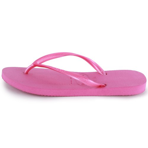 Havaianas - Top - Tongs - Mixte Adulte Light Rose