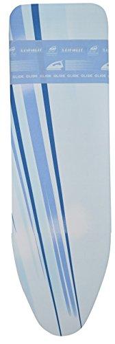 """Leifheit - Bügelbezug """"Thermo Reflect - Glide & Park"""" Blau, Gr. Universal 140x45cm, passend für Bügeltische bis max. 140x45cm (Art.-Nr.: 71612)"""