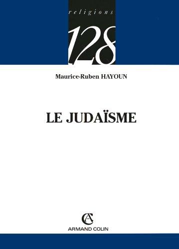 Le judaïsme par Maurice-Ruben Hayoun