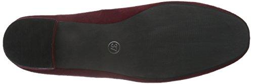 Andrea Conti - 30027, Scarpe col tacco Donna Rosso (Rot (Bordo 024))