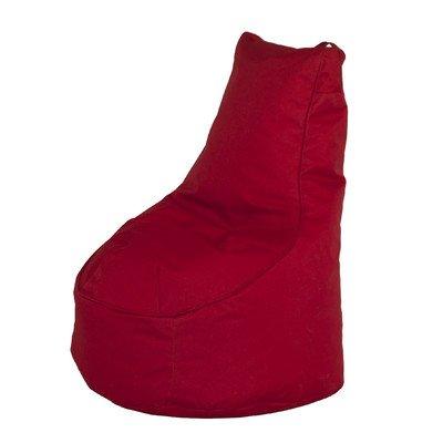 Sitzsack Comfort Junior Oxford Farbe: Rot