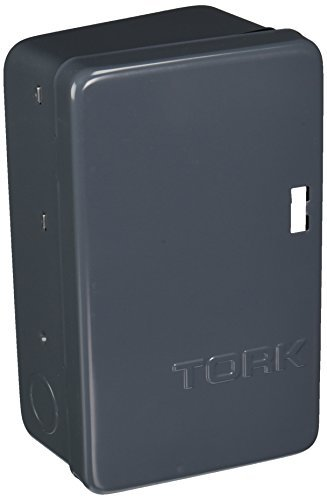40a Timer (Tork 1104b Dpst 40a Mechanical Timer Switch 208/277v by Tork)