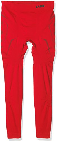 JAKO Herren Long Tight Comfort, rot, 140/152