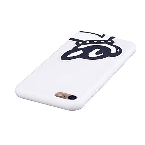 Vandot Per iPhone 8 / iPhone 7 4.7 Polliceesclusivo design Cover Custodia Per iPhone 7 4.7 Pollicestaccabile aria plastica dura di PC Ritorno Bumper Case Cover Per iPhone 8 ultra slim Thin 0,9mm Ma Cute 12